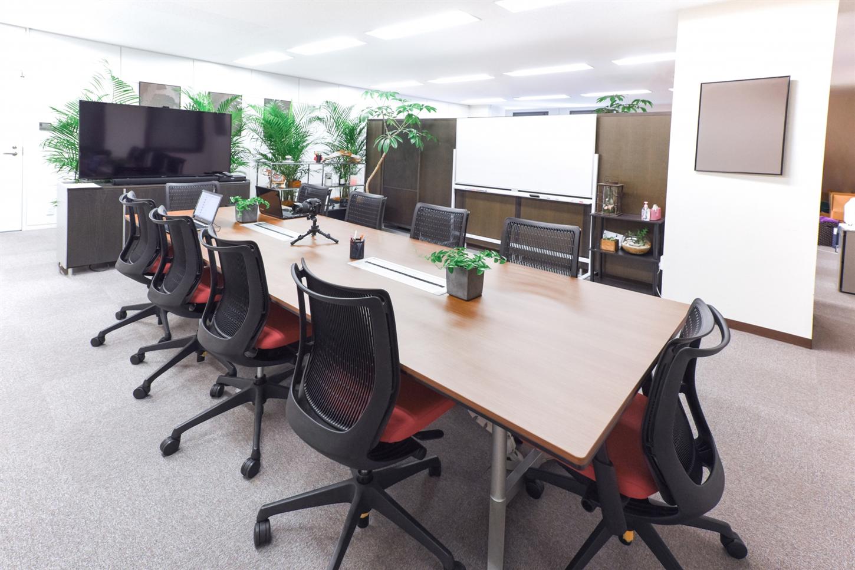 「危ない」オフィスの典型例