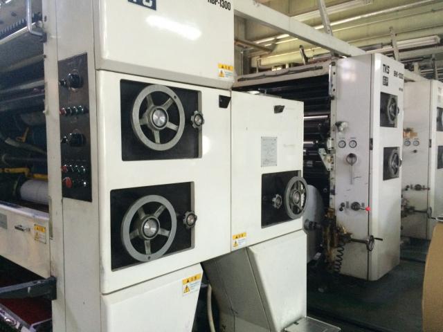 工場内機械の写真