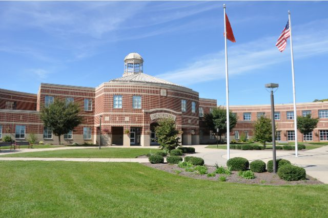 海外の学校のイメージ写真