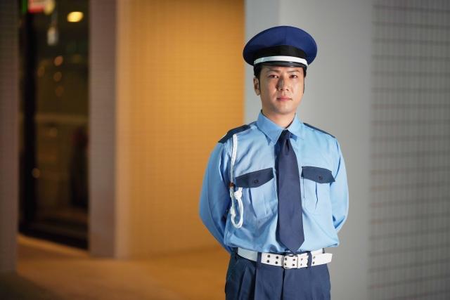 警備員の写真